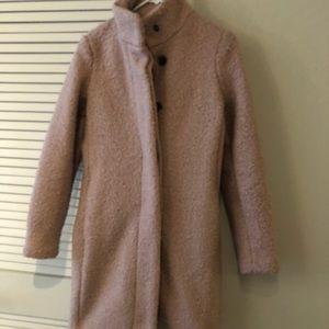 Cute pink top coat!!